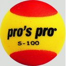 PROS PRO S-100 YELLOW/RED