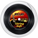 PROS PRO ISTRING SOFT BLK 1,25 - 200M