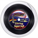 PROS PRO ISTRING SUPER SOFT BLACK 1,25