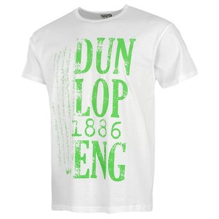 D AC CASUAL ENGLAND T-SHIRT WHITE