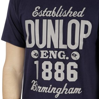 D AC CASUAL ESTABLISHED T-SHIRT NAVY