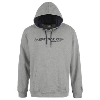 D AC ESSENTIAL ADULT HOODED SWEAT GREY