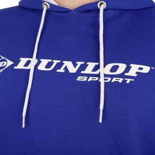 D AC ESSENTIAL ADULT HOODED SWEAT BLUE