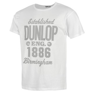 D AC CASUAL ESTABLISHED T-SHIRT WHITE