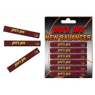PROS PRO NEW BALANCER RED 6 PZ