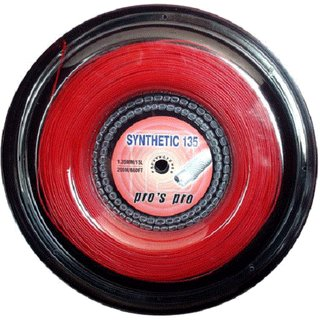 PROS PRO SYNTHETIC RED 200 M - 1,35