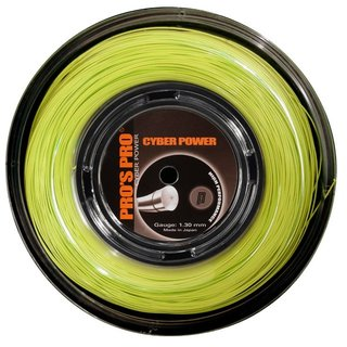 PROS PRO CYBER POWER LIME 1,25 200 M